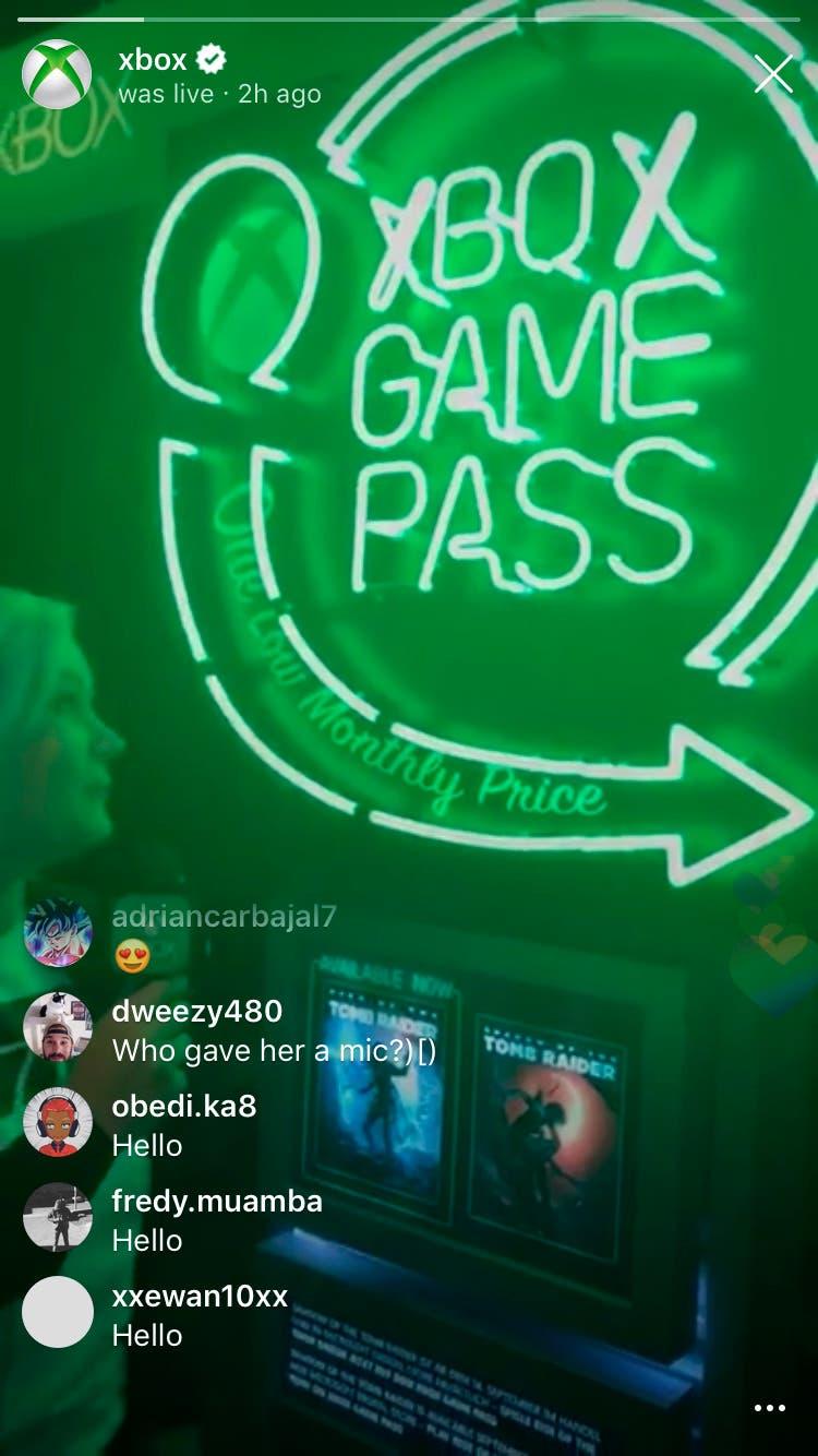 Shadow of the Tomb Raider suena para llegar directamente a Xbox Game Pass 2