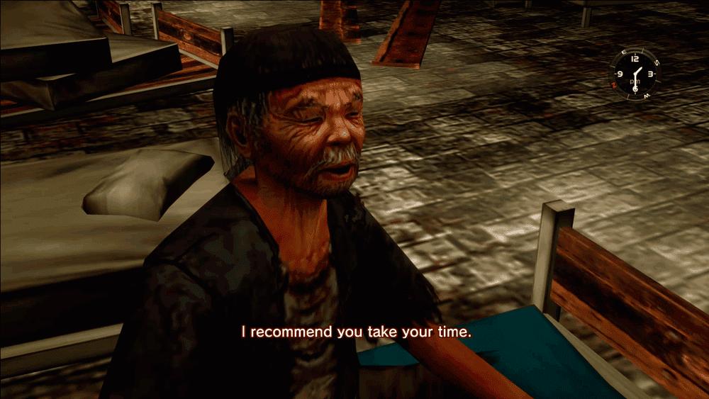 Análisis de Shenmue I & II - Xbox One 6