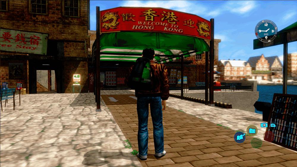 Análisis de Shenmue I & II - Xbox One 5