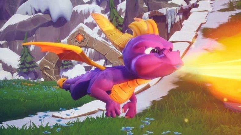 Se confirma que Spyro Reignited Trilogy no viene al completo en sus discos 1