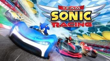 Team Sonic Racing pisa el acelerador en su nuevo trailer 8
