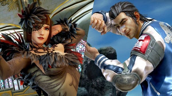 Anna Williams y Lei Wulong regresan a Tekken 7 en la nueva temporada 1