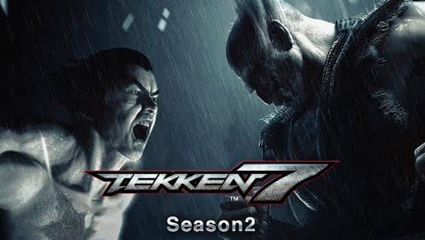Tekken 7 presenta nuevo trailer de su segunda temporada 1