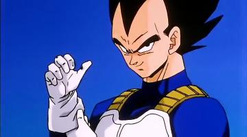 Pues resulta que Vegeta también fue presentado para Jump Force 1