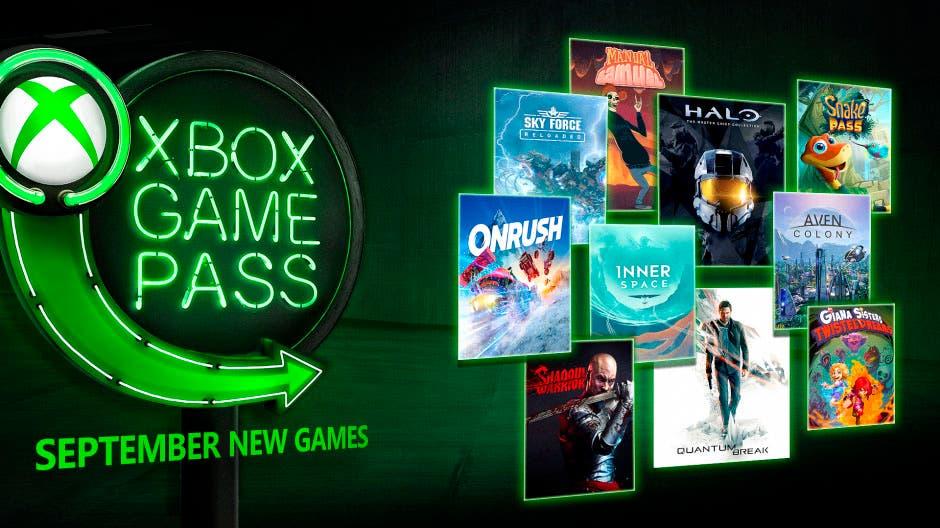 Estos son los juegos que llegan a Xbox Game Pass en septiembre 2