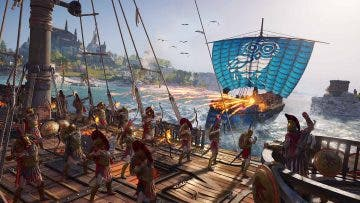 Exploración y batallas navales en el nuevo tráiler de Assassin's Creed: Odyssey 28