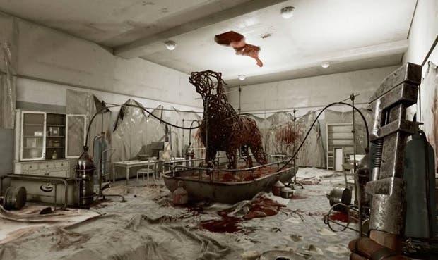Nuevo vistazo a Atomic Heart, FPS estilo BioShock que estará en Xbox One 1