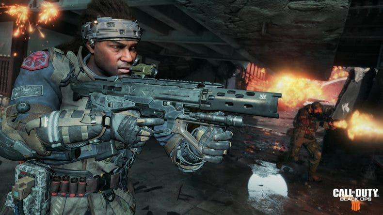 Call of Duty Black Ops IIII nunca contó con una campaña tradicional 1
