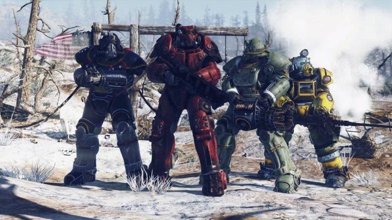 Se pone a prueba el rendimiento de Fallout 76 en Xbox One X 1