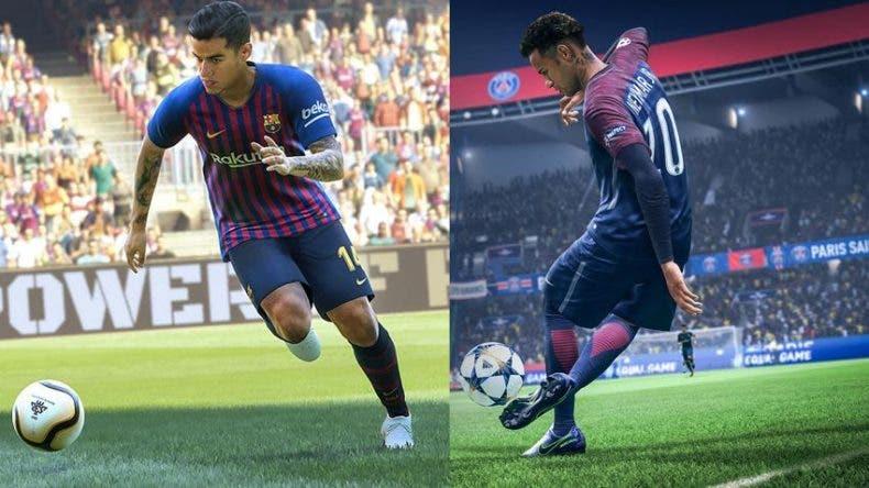 FIFA 19 vs PES 2019, comparativa gráfica definitiva 1