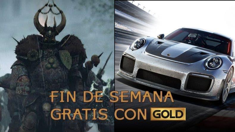 Disfruta gratis de Forza Motorsport 7 y Vermintide II en Xbox One este fin de semana 1