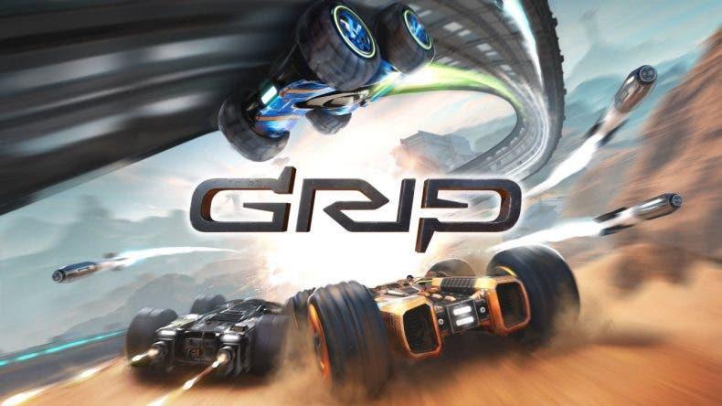 GRIP: Combat Racing fija su lanzamiento en noviembre 1