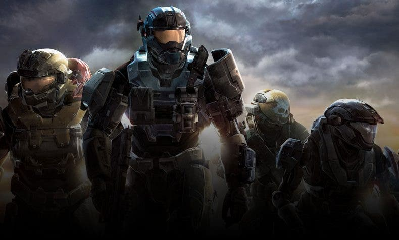 Gameplay de Halo: Reach, luciendo 4K en PC desde la beta privada 1