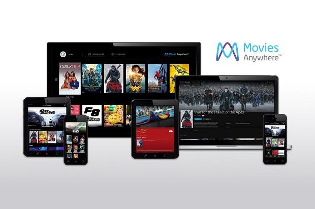 Xbox One recibe Movies Anywhere, la aplicación de streaming de películas 1