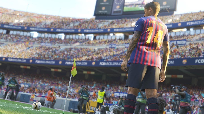 Primeras impresiones de PES 2019 en Xbox One 2