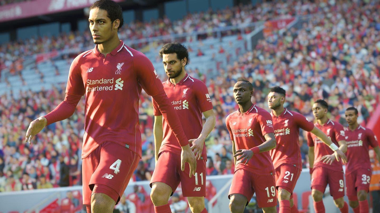 Primeras impresiones de PES 2019 en Xbox One 1
