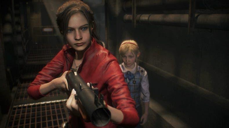 Gameplay de Resident Evil 2, jugamos a la demo con Claire Redfield 1