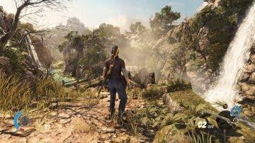 Esta es la comparativa de Strange Brigade en Xbox One X y PS4 Pro 14
