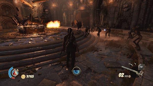 Análisis de Strange Brigade - Xbox One 7
