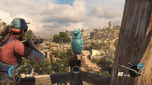 Análisis de Strange Brigade - Xbox One 4