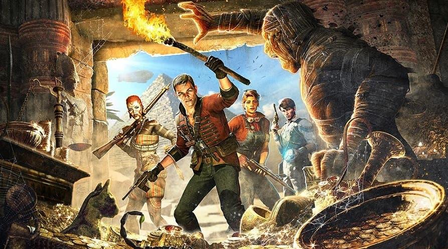 Análisis de Strange Brigade - Xbox One 1