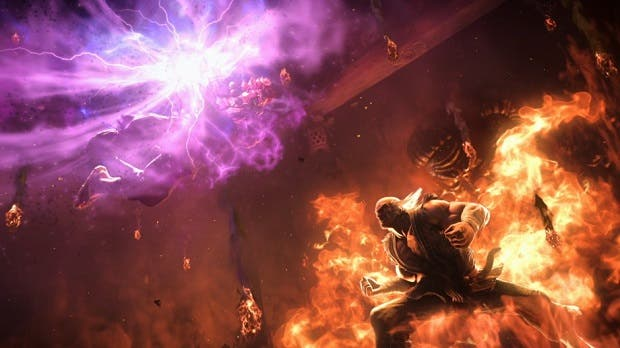 Tekken 7, gratis este fin de semana para los usuarios de Xbox Live Gold 1