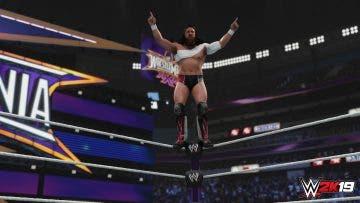 El 2K Showcase vuelve a WWE 2k19 para contar la historia de Daniel Bryan 12