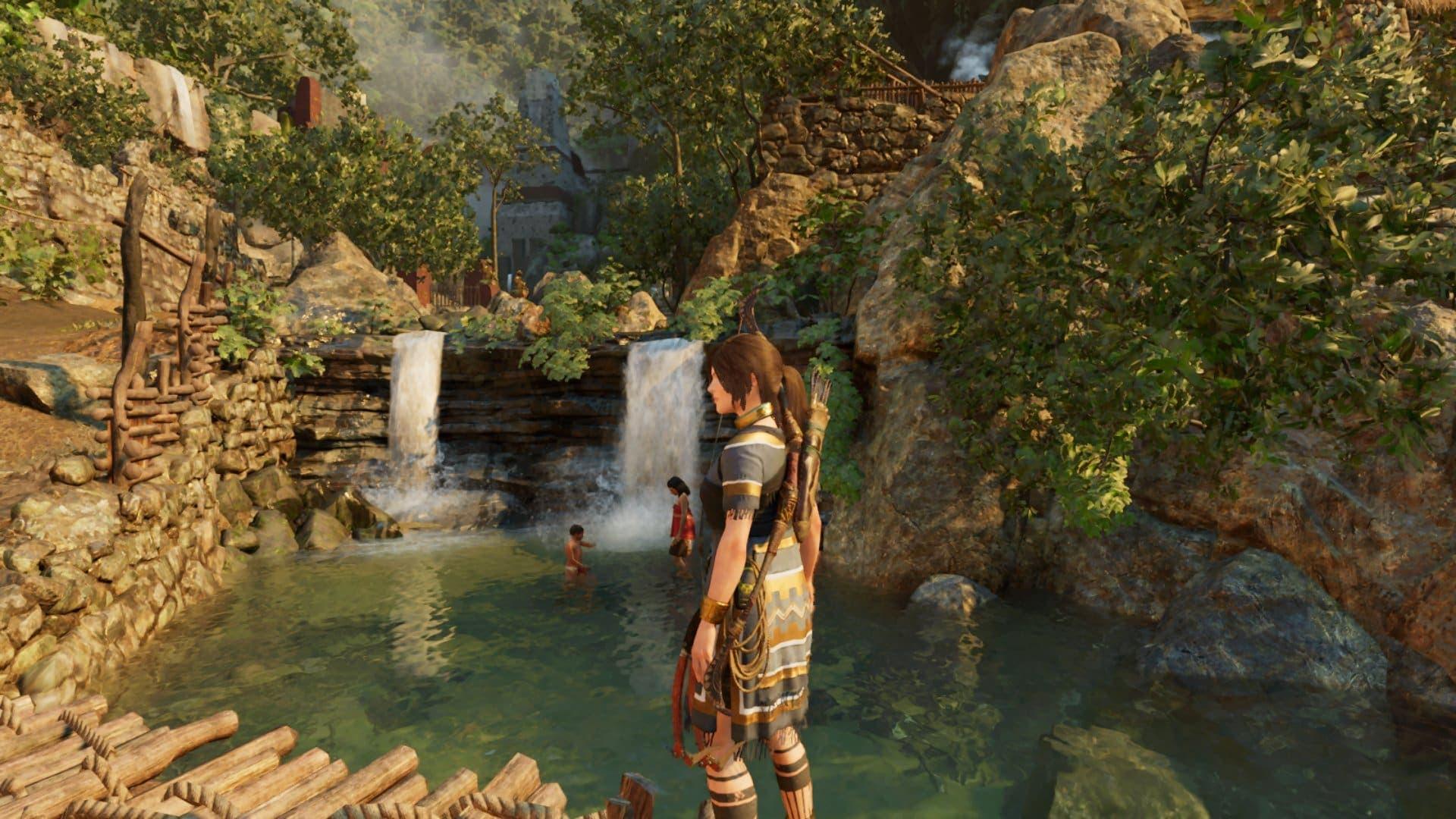 Análisis de Shadow of the Tomb Raider - Xbox One 2