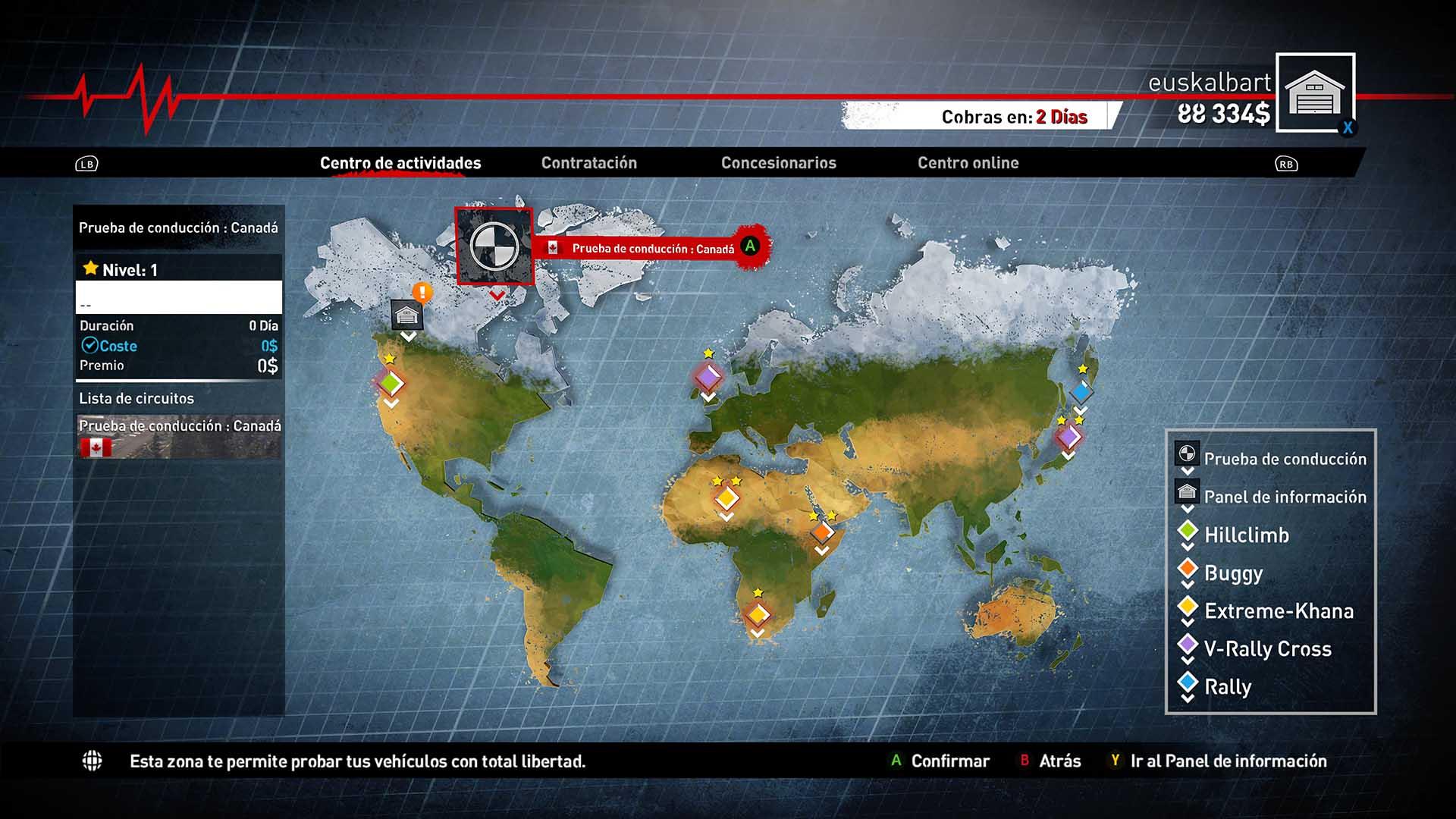 Análisis de V-Rally 4 - Xbox One 3