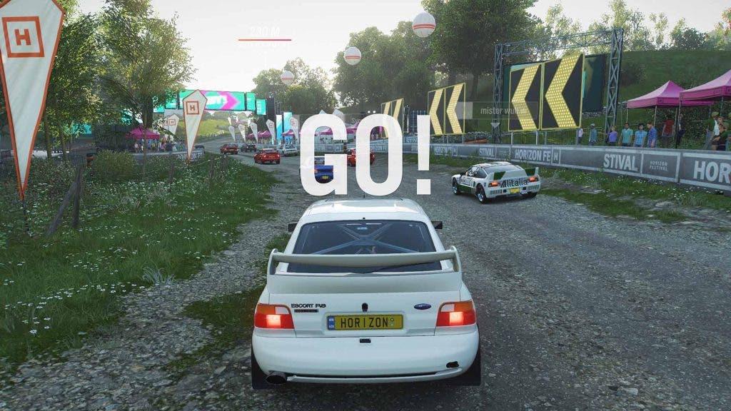 Xbox One X es la 'plataforma de referencia' según Digital Foundry, viendo el rendimiento de Forza Horizon 4 2