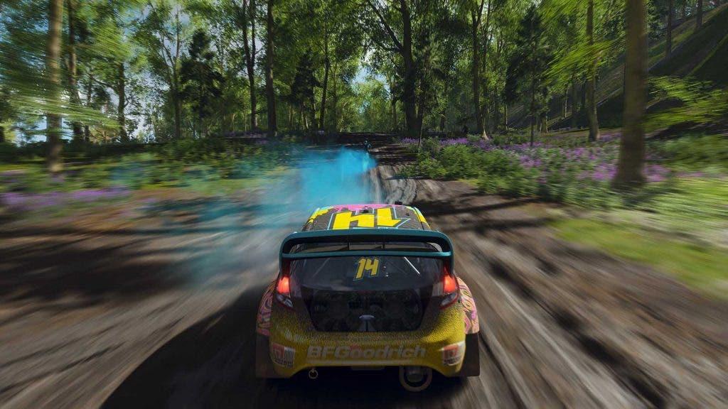 Xbox One X es la 'plataforma de referencia' según Digital Foundry, viendo el rendimiento de Forza Horizon 4 5