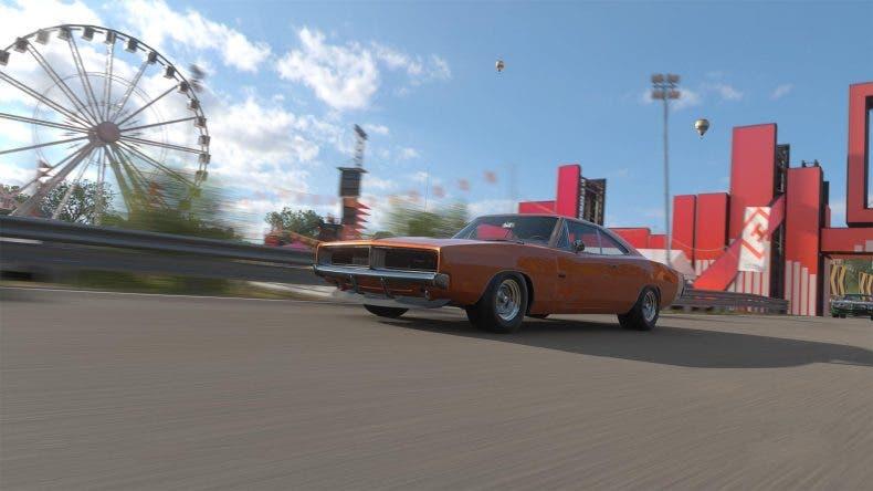 Así son el modo rendimiento y calidad de Forza Horizon 4 en Xbox One X 1