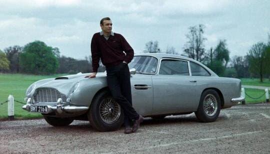 Codemasters tuvo un proyecto para realizar un juego de James Bond