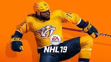 Ya está disponible NHL 19 gratis en The Vault, vía EA Access 11