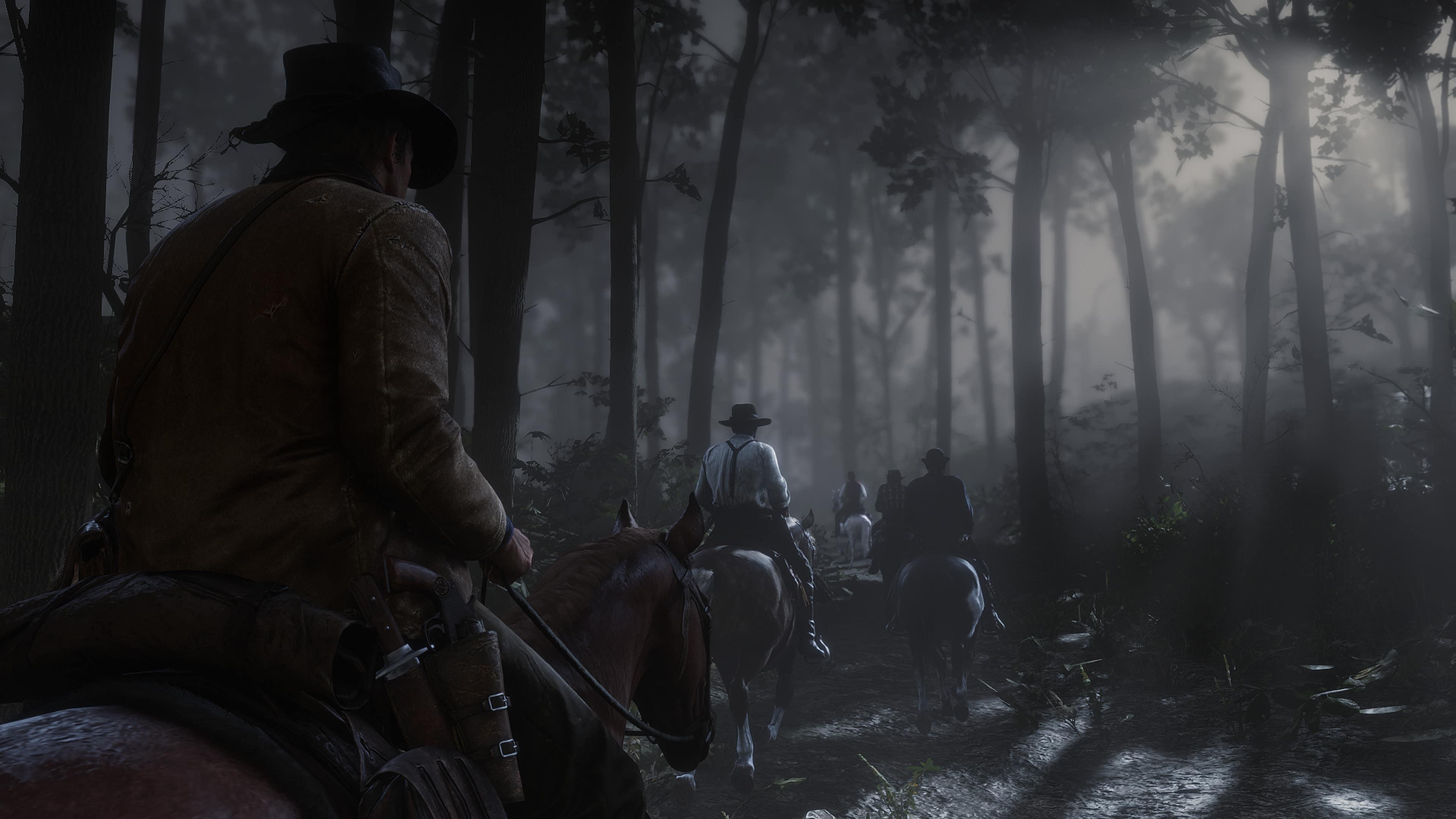 Impresiones de Red Dead Redemption 2, jugamos a la demo 5