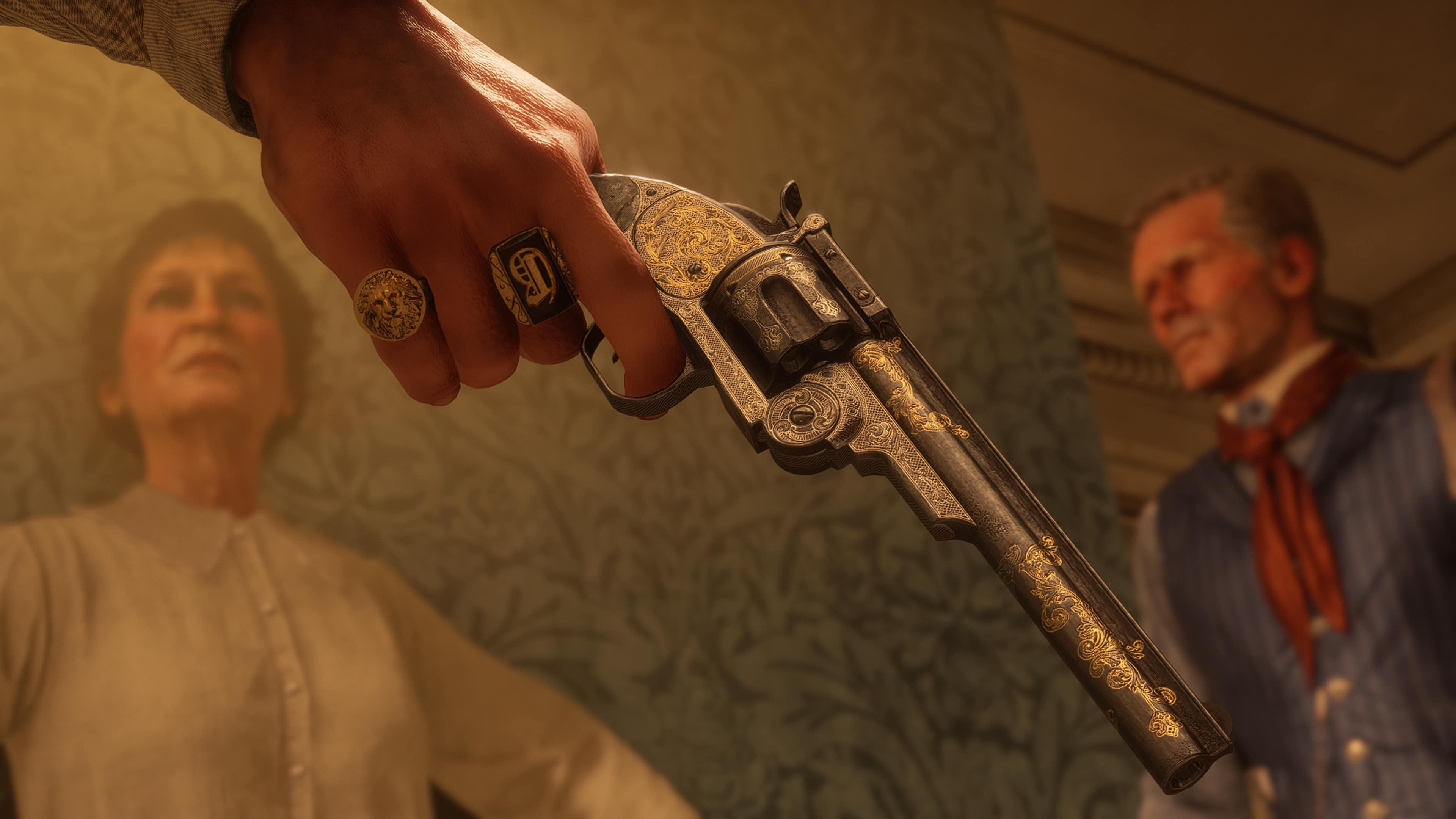 Impresiones de Red Dead Redemption 2, jugamos a la demo 6