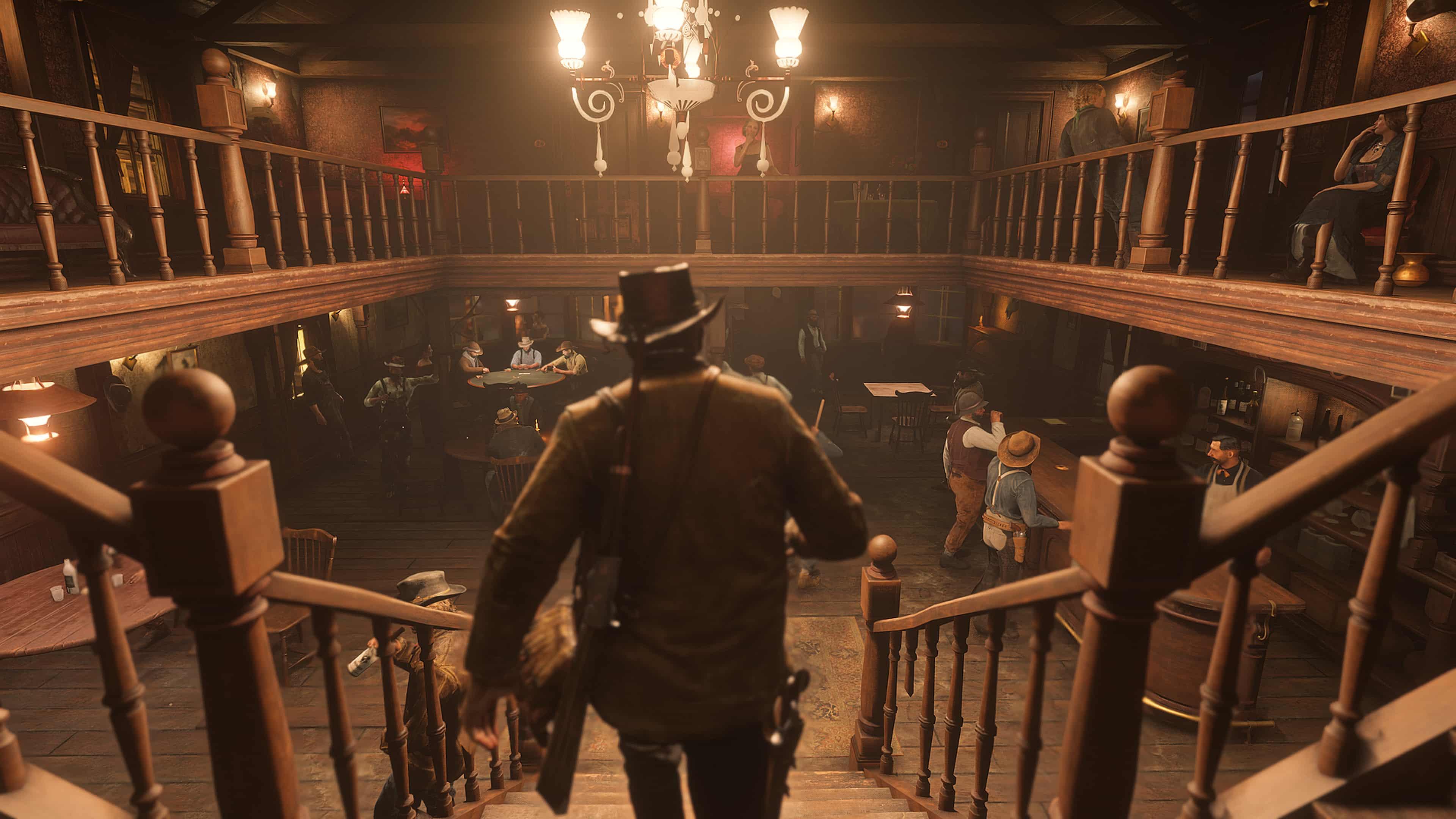 Impresiones de Red Dead Redemption 2, jugamos a la demo 3
