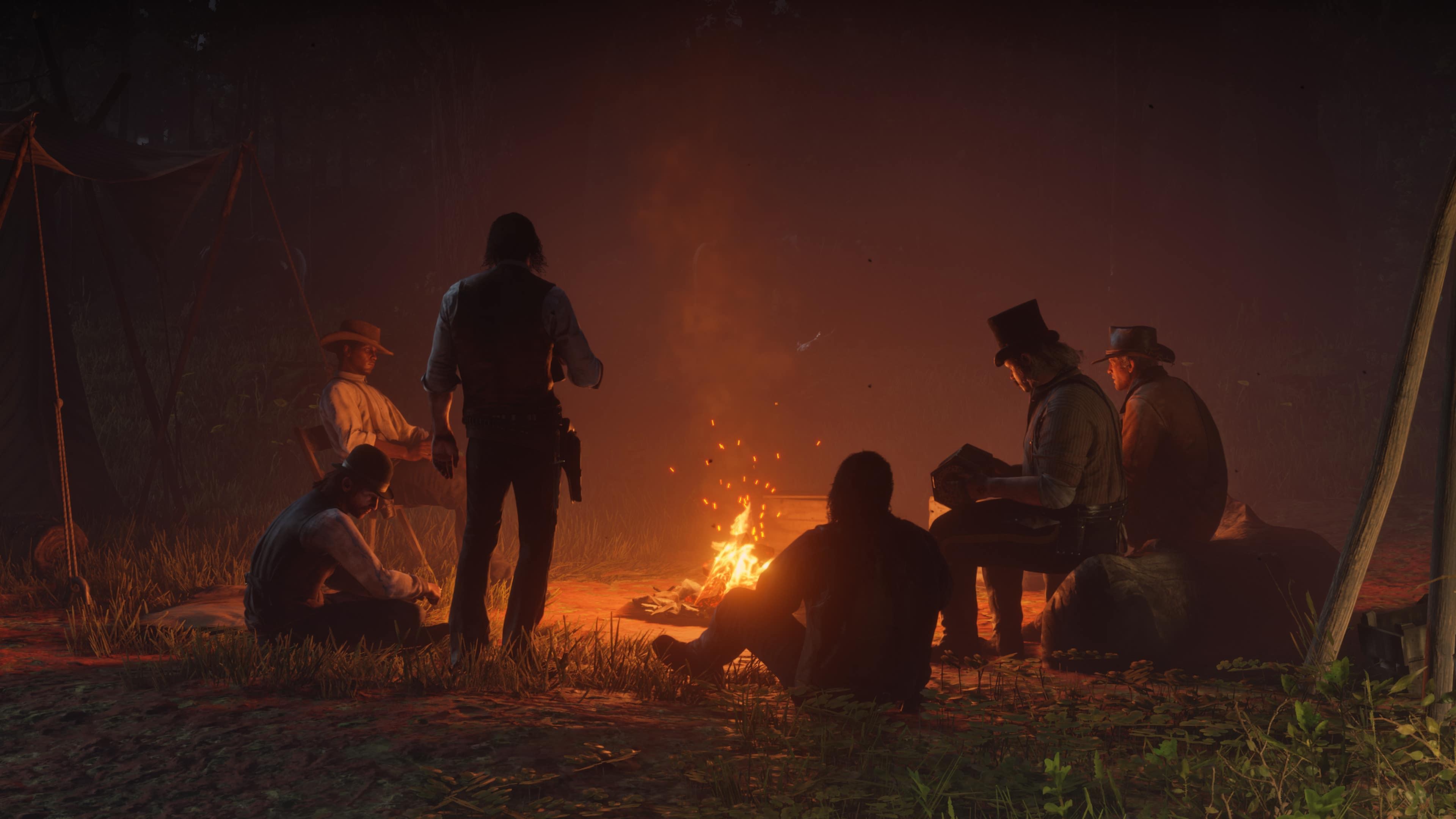 Impresiones de Red Dead Redemption 2, jugamos a la demo 4