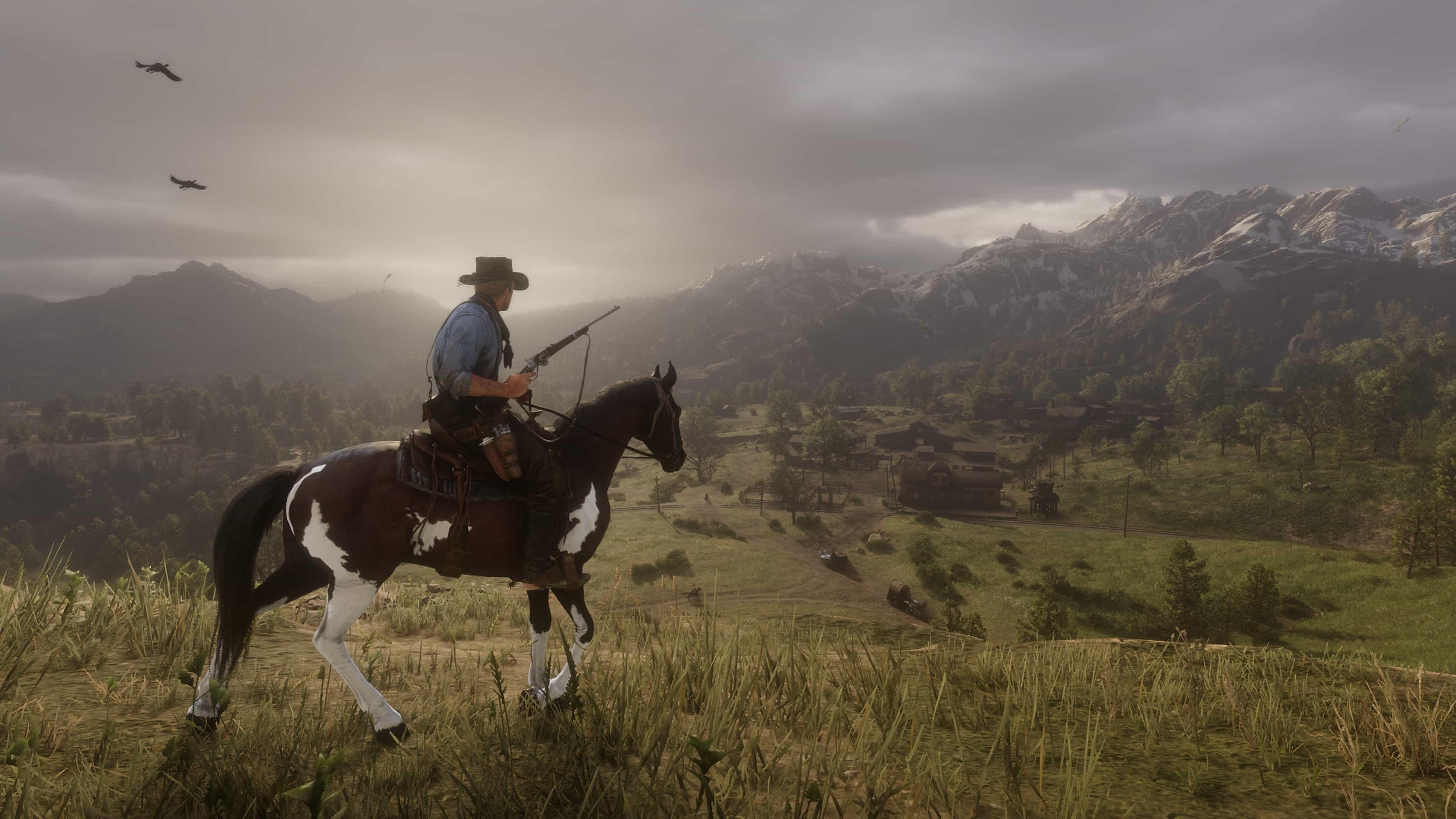 Impresiones de Red Dead Redemption 2, jugamos a la demo 2