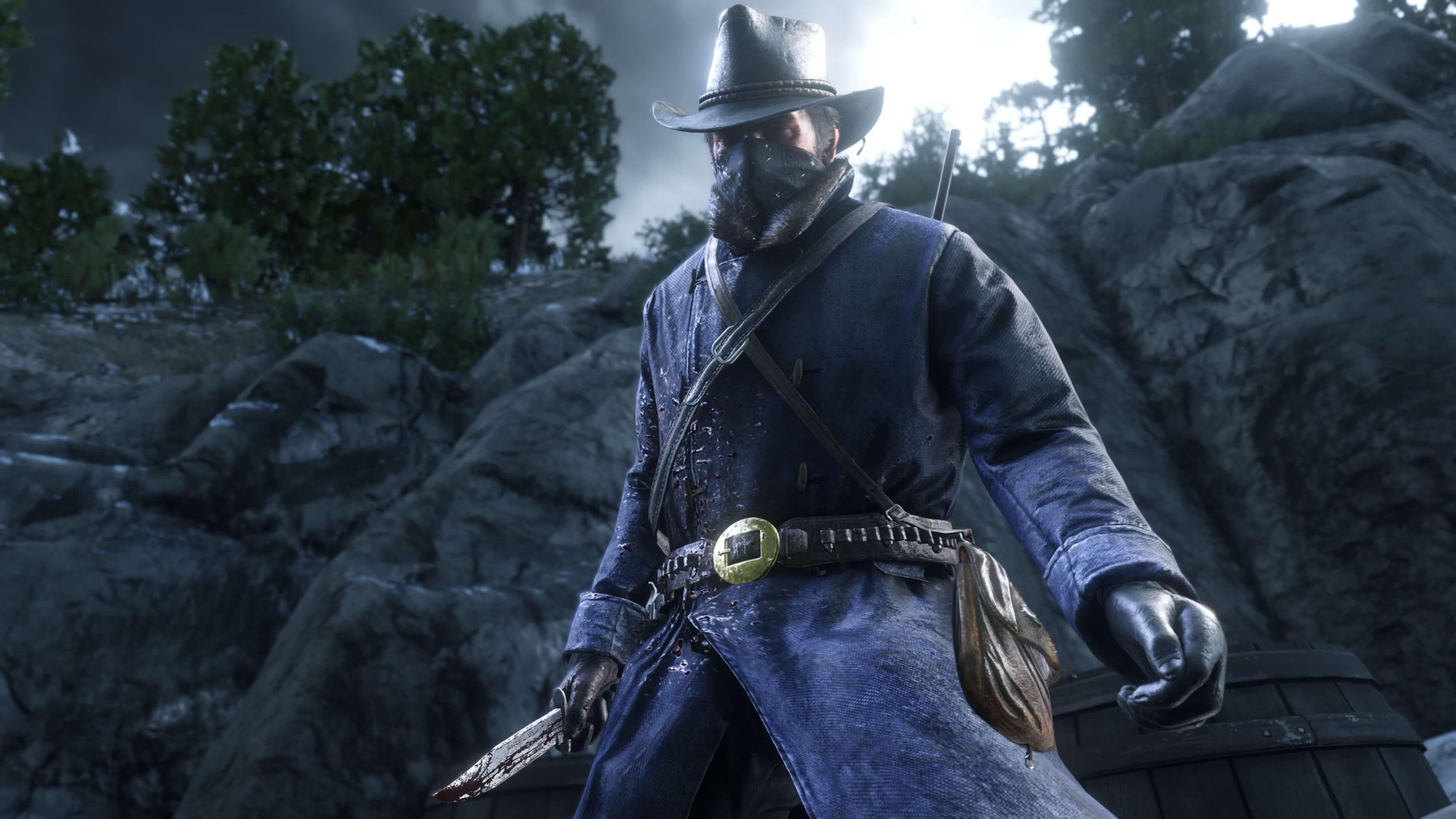 Impresiones de Red Dead Redemption 2, jugamos a la demo 7