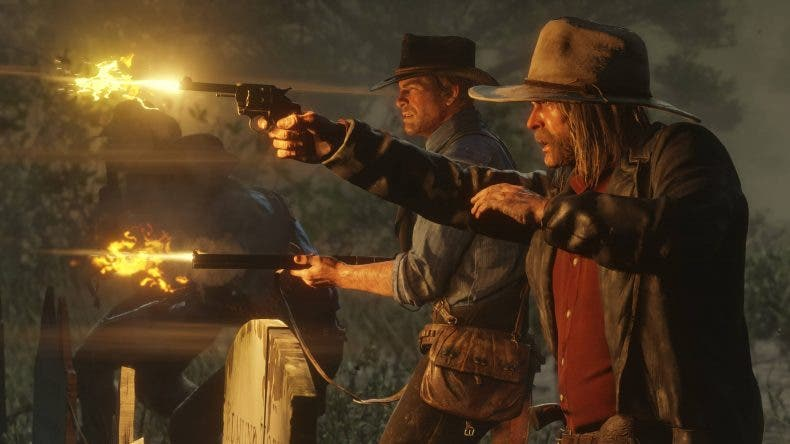 Red Dead Redemption 2 se podrá jugar en primera persona 1