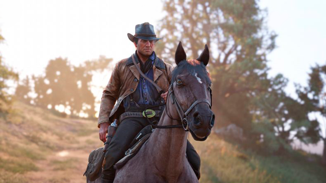 arthur morgan red dead redemption 2