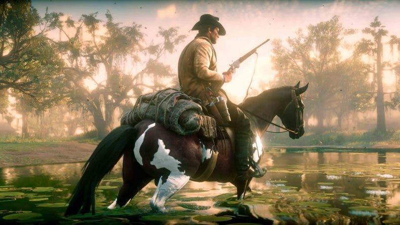 Nuevo gameplay de Red Dead Redemption 2, la vida en el Salvaje Oeste 1