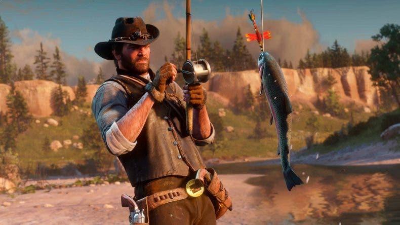 Rockstar anuncia nuevo gameplay de Red Dead Redemption 2 1