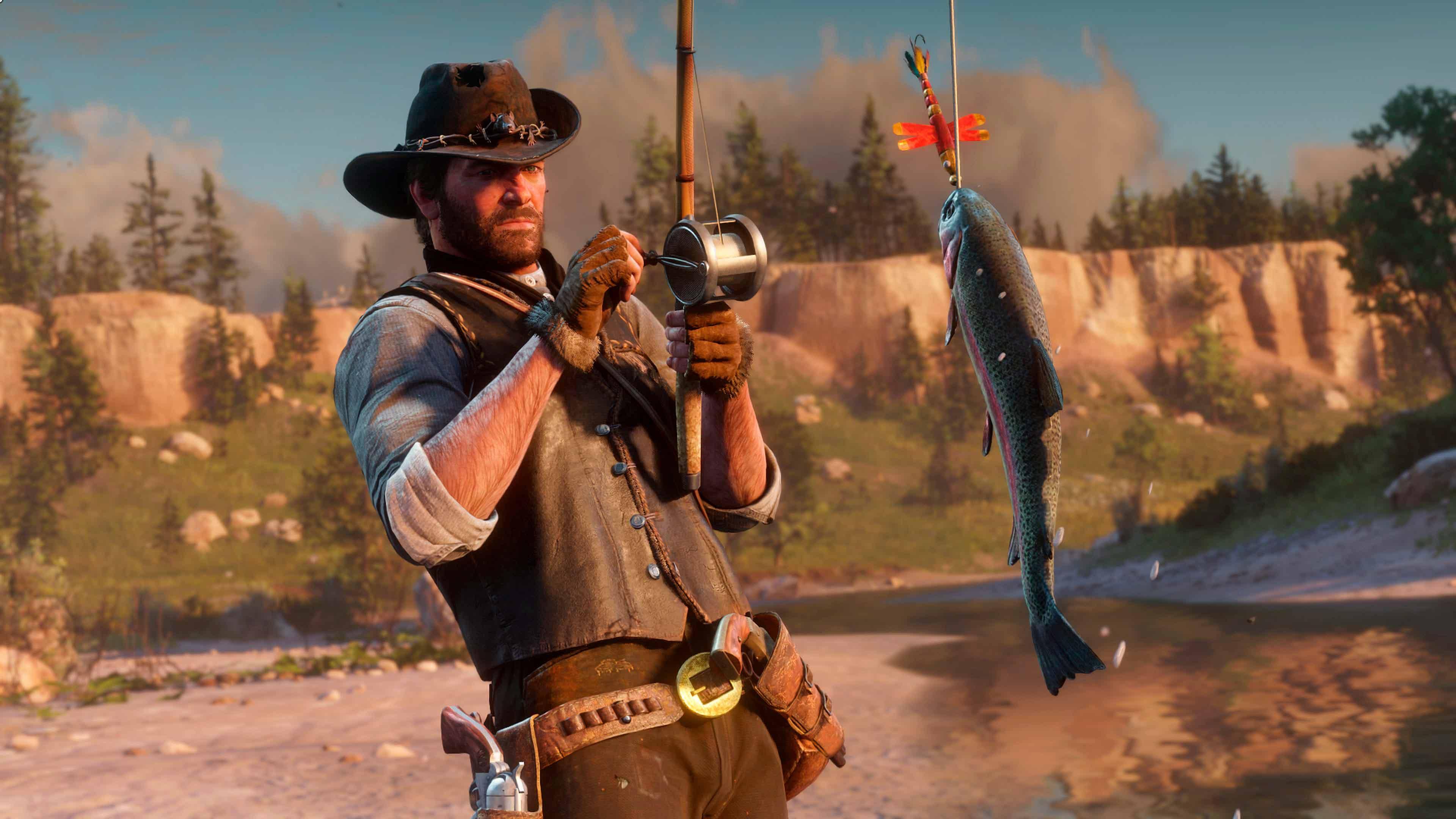 Red Dead Redemption 2 alcanza los 725 millones en tres días 2