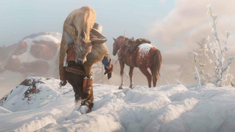 La resolución de Red Dead Redemption 2 en Xbox One X será de 4K nativos según Xbox Francia 1