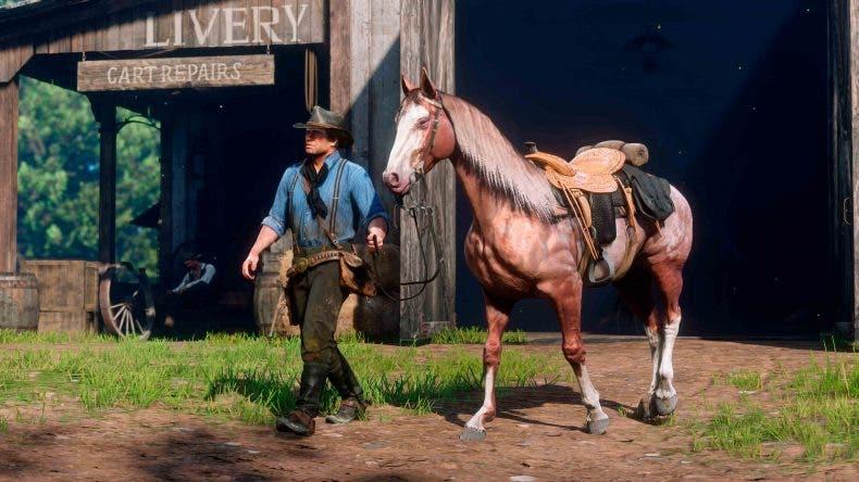 ¿Cómo conseguir rápidamente el máximo vínculo con tu caballo en Red Dead Online? 1