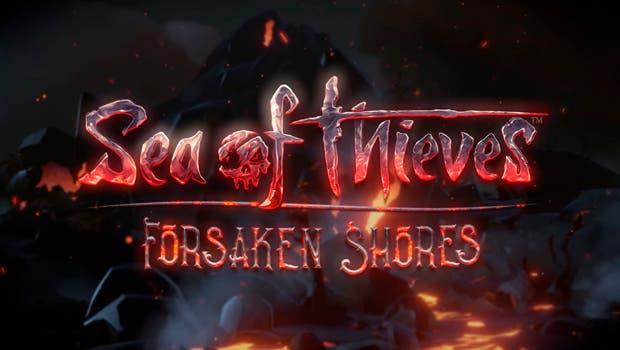 Rugen los volcanes de Forsaken Shores, la expansión de Sea of Thieves ya está disponible 1