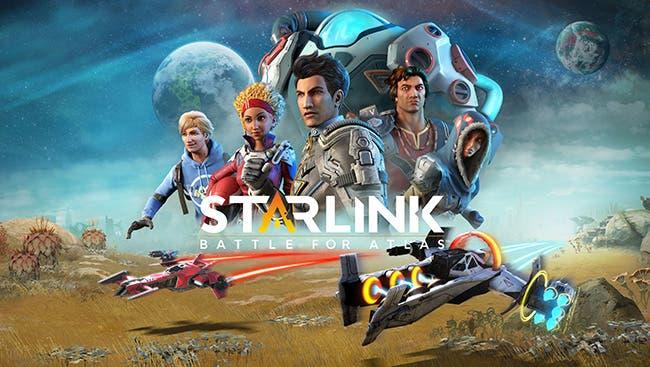 Starlink: Battle for Atlas se muestra en un nuevo trailer con gameplay 1