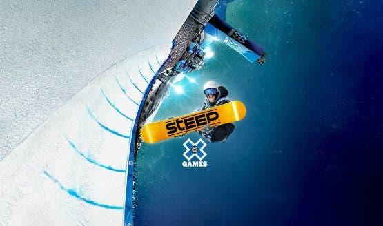 Ubisoft presenta una nueva expansión para Steep basada en los X-Games 1